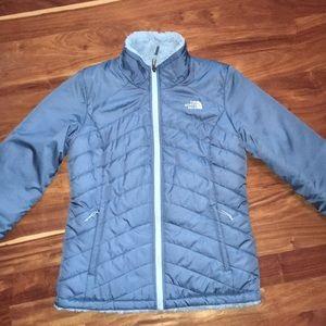 The North Face reversible Ski jacket Like New!